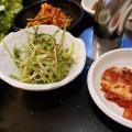 チャドル味噌チゲ - 実際訪問したユーザーが直接撮影して投稿した大久保韓国料理本家 ボンガ 新宿職安通り店の写真のメニュー情報