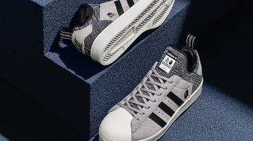 BOOST 注入 / adidas Originals × A BATHING APE × NEIGHBORHOOD Superstar BOOST