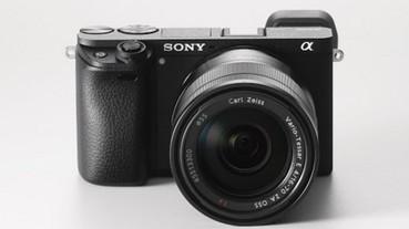 像攝錄疾速之作 Sony全新【α6300】登台
