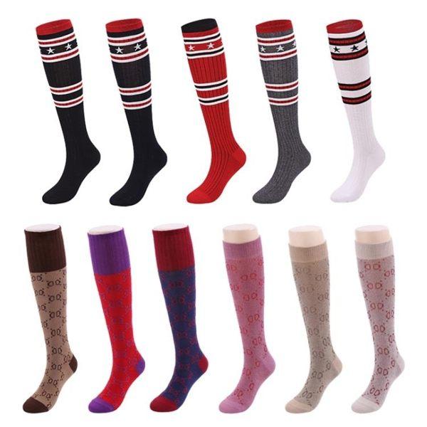 全館83折長襪子女日系韓國中筒學院風春秋薄款過膝長筒學生高筒四季及膝襪