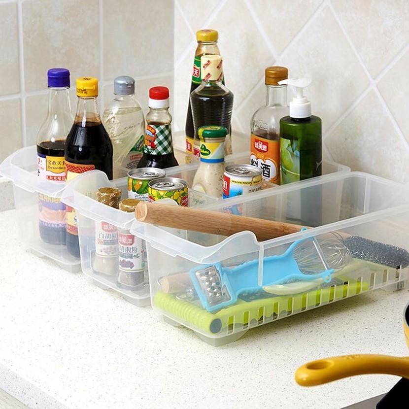 冰箱瀝水分格調味瓶收納盒 調味瓶 收納 廚房收納