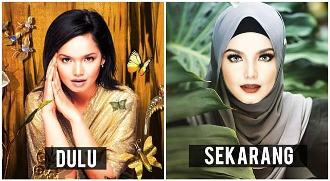 10 Foto transformasi Siti Nurhaliza, cantiknya stabil & nggak luntur