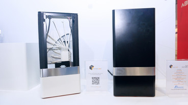 Computex 2019:來自法國的Monster Labo無風扇機殼,新手也能自行安裝