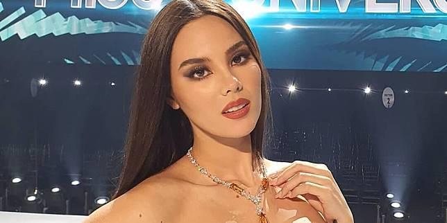 Catriona Gray Ucapkan Selamat Tinggal Pada Miss Universe