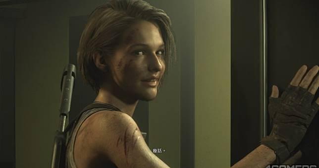 本想大聲斥責《惡靈古堡RE:3》時長過短,但吉兒的俏臀實在太香了