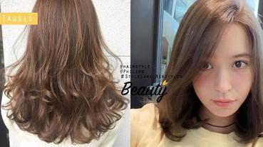 今年「空氣感卷髮」當道!自己捲出不同的曲髮效果,20歲多女生就是要成熟美~