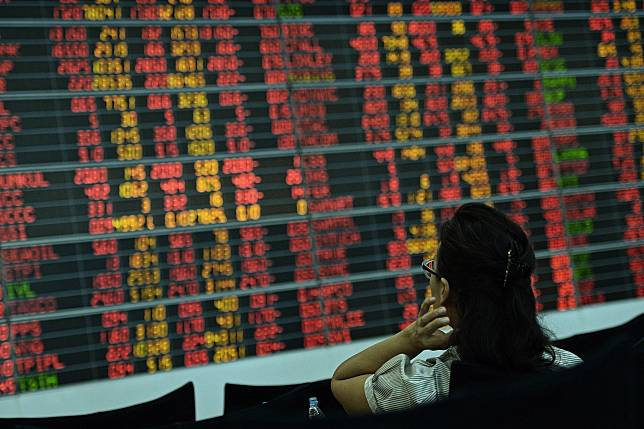 THAILAND-STOCKS
