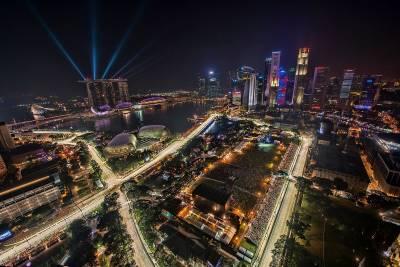 Những đường đua quốc tế ở Đông Nam Á