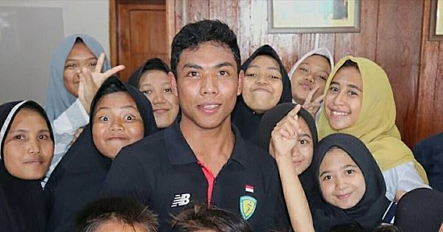 7 Momen Zohri pulang kampung usai Asian Games, disambut bak pahlawan