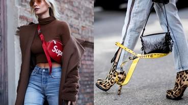 2017 時尚回顧:今年風靡街頭的 20 件潮物,你又入手了幾件?