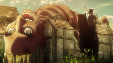 《進擊的巨人》動畫版第三季開催決定!