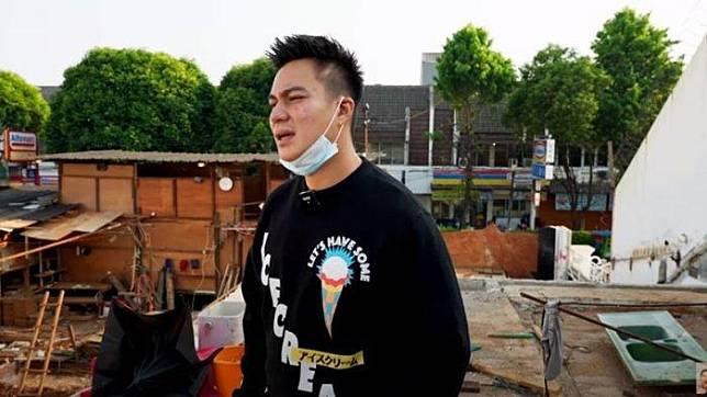Baim Wong marah rumahnya tak kunjung jadi, nyesek denger omongan si mandor