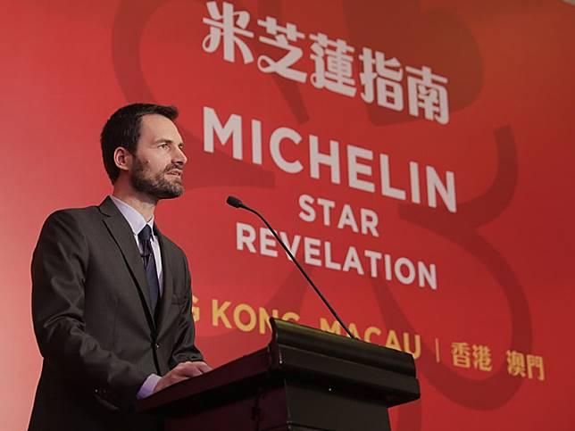 米芝蓮2020公布最新名單。米芝蓮官網圖片