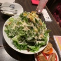 俺盛り!!グリーンサラダ - 実際訪問したユーザーが直接撮影して投稿した銀座フレンチ俺のフレンチ 東京店の写真のメニュー情報