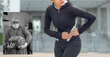 太驚悚!胃痛少女就醫,子宮取出15公斤巨瘤!三個子宮肌瘤前兆要小心