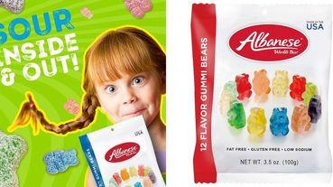 軟糖迷準備囤貨!《美國艾爾巴小熊軟糖》推出2020全新小蟲造型軟糖、酸爆小熊軟糖一吃停不下來!