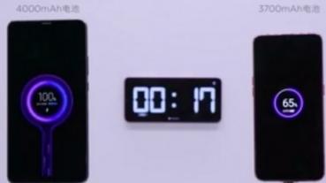 小米:100W 超級快充技術測試成功