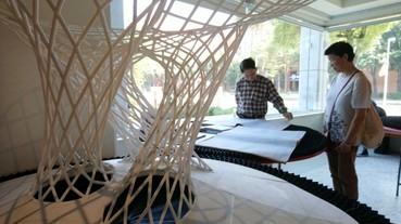 「成為自然:九典建築的生物智慧」建築展即日起開展!完整呈現九典建築成立二十年建築實踐歷程!