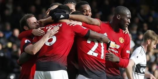 Hasil Lengkap Liga Inggris Tadi Malam: MU Lanjutkan Tren Positif