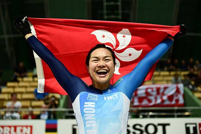 Hong Kong's Sarah Lee sends Olympic warning with dominant sprint gold in Japan Cup
