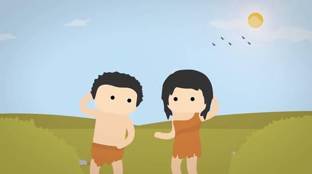 Sejak memulai peradabannya 200.000 tahun lalu, hmmm.. Apa saja yang telah diperbuat oleh manusia?
