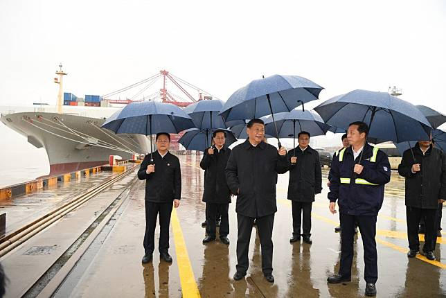 Coronavirus: Why did Xi Jinping choose this port city for his economy fact-finding trip?
