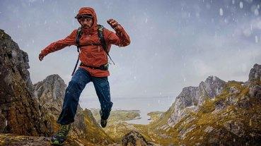 秋冬來襲 The North Face 輕徒步旅程勢不可擋