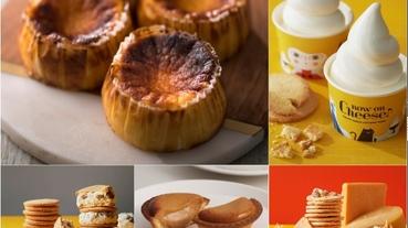 起司控小心荷包!日本超火紅新品牌、新口味起司蛋糕嚴選名單出爐啦