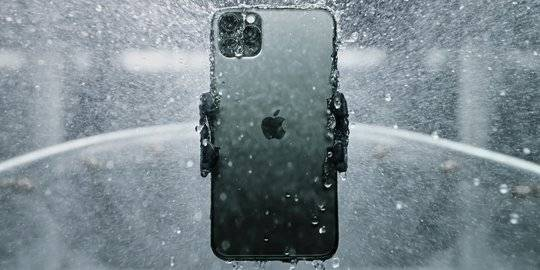 Smartphone Anti Air 2019. ©2019 Merdeka.com
