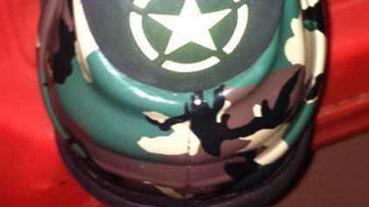 "乳沫速報 / Nike Air Foamposite One ""Army Camo"""