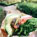 日替わりサンドウィッチ - 実際訪問したユーザーが直接撮影して投稿した豪徳寺サンドイッチ九百屋 旬世の写真のメニュー情報