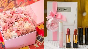 永生花禮盒根本是大寫的美啊!蘭蔻3款超美「玫瑰法式包裝」實在太欠買啦!