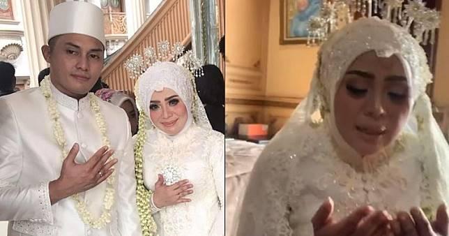 Sah! Ini 6 momen akad pernikahan Muzdalifah & Fadel Islami