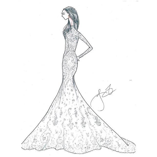 Royal Wedding Desain Gaun Pengantin Meghan Markle Kamu Bisa Tebak