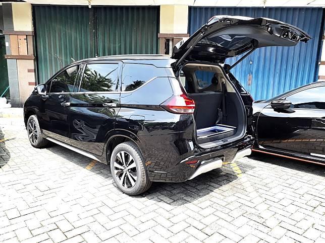 All New Nissan Livina tampil standard di luar, mewah di kabin