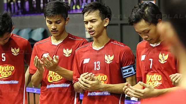 Keren! Timnas Futsal U-20 Raih 2 Kemenangan Beruntun di Thailand