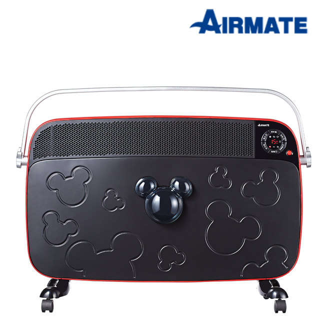 AIRMATE艾美特迪士尼米奇系列對流式遙控電暖器HC13050R