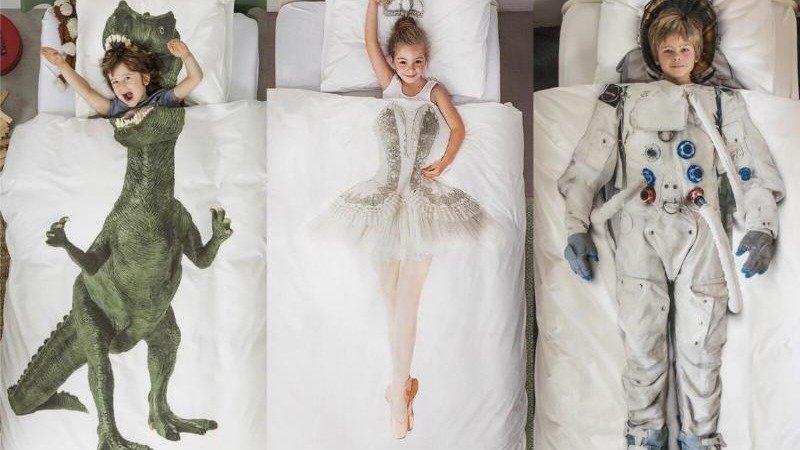 荷蘭居家品牌100%高級棉質 滿足寶貝們小小的夢想!
