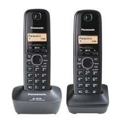 ◎未接電話快速查詢(CID)|◎豐富色彩 多樣化選擇|◎橘色LCD背光螢幕商品名稱:【Panasonic國際牌】數位高頻雙手機無線電話KX-TG3412品牌:Panasonic國際牌型號:KX-TG3