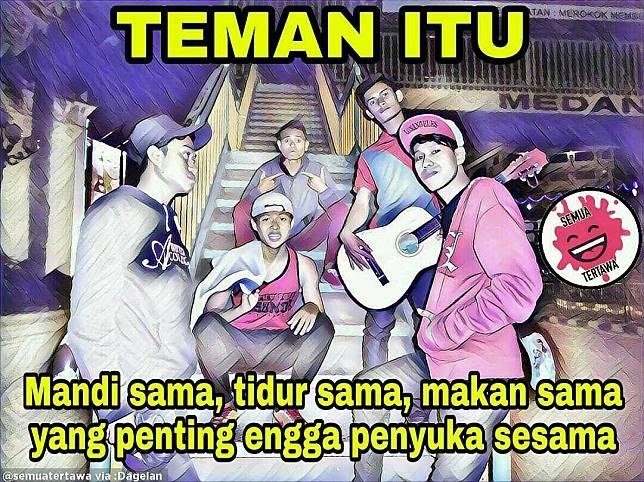 Kompilasi Meme Teman Itu, Cocok Banget Gengs Buat Diliat Bareng Sahabat!