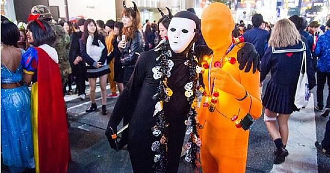 國人喜赴日萬聖節狂歡 今年澀谷禁止戶外飲酒