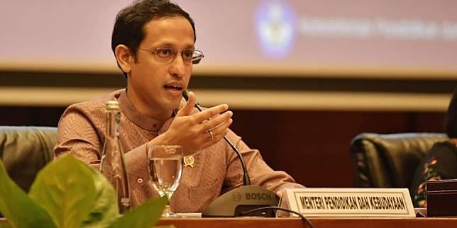 Nadiem Makarim Tegaskan Bayar SPP Lewat GoPay Bukan atas Instruksinya