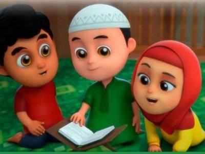 5 Film Kartun Anak Islami Ajarkan Nilai Islam Untuk Si Kecil