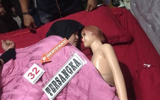Usai Membunuh, Zuraida Hanum Sempat Tidur di Samping Jasad Hakim Jamaluddin