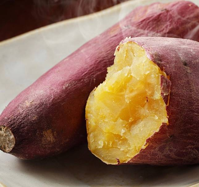 要增加皮膚抵抗力,不妨適量進食番薯。(互聯網)