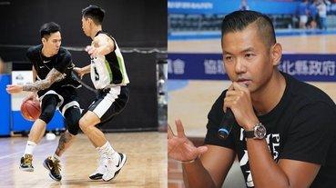 台灣籃球有救了?!陳建州「新籃球聯盟」確定年底開打,璞園等 4 隊全數參戰!