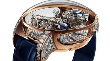 10 款紳士鑽石手錶!適用:投資、裝飾、展現個性