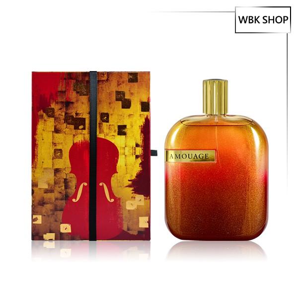 【商品介紹】Amouage 來自神秘的阿拉伯世界每款香水均有數百種天然珍貴的香料調製皇室貴族愛用的奢華香水品牌■ Amouage 「圖書館收藏系列」第十款香氛■ 靈感來自奧斯卡得獎「The Red V