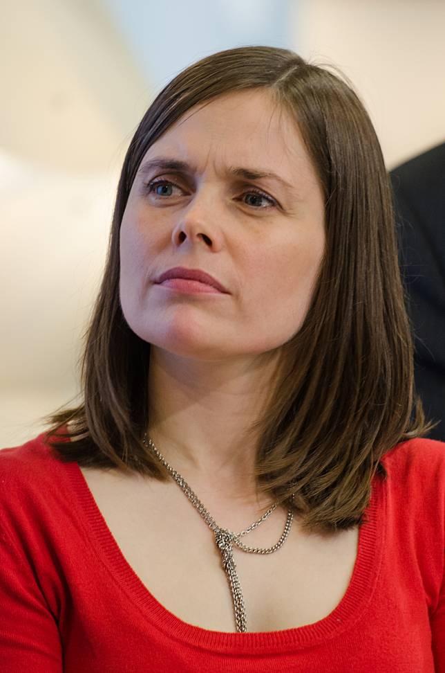 Katrin Jakobsdóttir/ Wikipedia