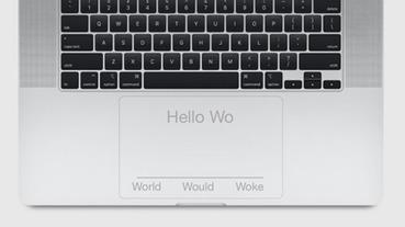新專利顯示 未來 MacBook Pro 的鍵盤與滑鼠觸控版,可能都會添加顯示螢幕